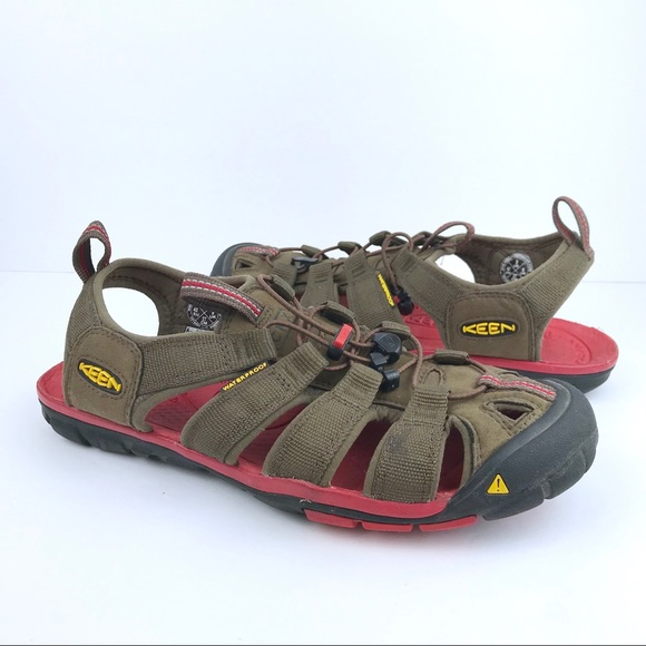 dc85866b1384 Keen Other - Keen Men s Clearwater CNX Water Sandals Red